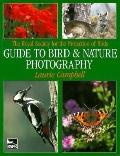Royal Society for the Protection of Birds Guide to Birds & Nature Photography