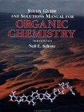 Study Guide and Solutions Manual for Organic Chemistry, Third Edition