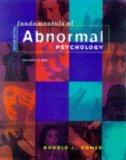 Fundamentals of Abnormal Psych.-w/cd