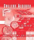 College Algebra-preliminary Ed.