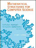 Mathematical Structures for Computer Science A Modern Approach to Discrete Mathematics