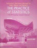 Intstructors Solutions Manual for the Practice of Statistics