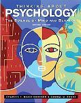 Thinking about Psychology 2e