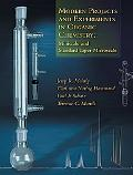 Modern Projects and Experiments in Organic Chemistry Miniscale and Standard Taper Microscale