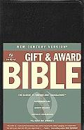 Holy Bible New Century Version, Black Leather, Flex