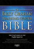 Billy Graham Training Center Bible New King James Version, Time Tested Answers To Your Tough...