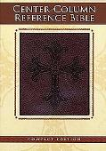 Holy Bible New Century Version, Burgendy Bonded Leather, Compact Large Print Reference