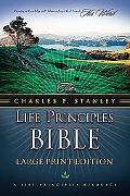 Charles F. Stanley Life Principles Bible New King James Version