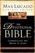 Max Lucado The Devotional Bible New Century Version, Personal size Edition Experiencing the ...