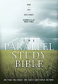 Parallel Study Bible New King James/new Century Version the Message Comprehensive Study Notes