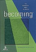 Becoming The Devotional Bible for Woman New Century Version
