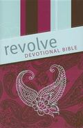 Revolve Devotional Bible New Century Version, Full Color White Endsheets, Youth and Teen