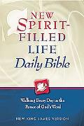New Spirit-filled Life Daily Bible New King James Version