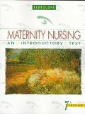 Maternity Nursing An Introductory Text