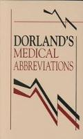 Dorland's Medical Abbreviations