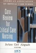 Core Review for Critical Care Nursing