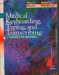 Medical Keyboard.,typing+transc.-w/disk
