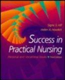 Success in Practical Nursing Personal and Vocational Issues