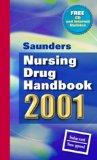 Saunders Nursing Drug Hndbk.2001-w/cd