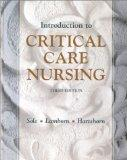 Introduction to Critical Care Nursing, 3e