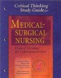 Study Guide to accompany Medical-Surgical Nursing