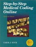 Step-by-Step Medical Coding Online: Classroom Edition, Text and Pincode Pkg.