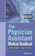 Physician Assistant Medical Handbook