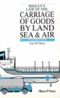 Ridley's Law of Carriage of Goods by Land, Sea and Air