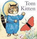 Tom Kitten Board Book - Beatrix Tale Potter - Board Book - BOARD
