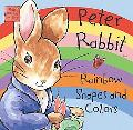 Peter Rabbit Rainbow Shapes & Colors