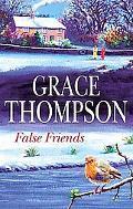 False Friends (Severn House Large Print)