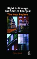 Right to Manage and Service Charges The New Regime