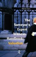Surveyors' Expert Witness Handbook Valuation