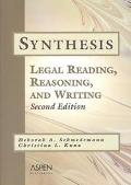 Synthesis Legal Reading, Reasoning, and Writing