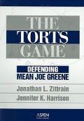 Torts Game Defending Mean Joe Greene