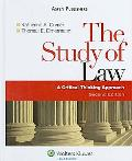 Study of Law: A Critical Thinking Approach