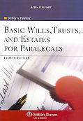 Basic Wills Trusts and Estates for Paralegals 4e