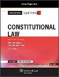 Casenote Legal Briefs Constitutional Law: Chemerinsky 3rd Edition