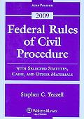 Federal Rules of Civil Procedure 2009