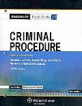 Casenotes Legal Briefs Criminal Procedure: Keyed to Kamisar Lafave Israel King & Kerr (Casen...