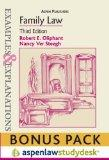 Examples & Explanations: Family Law, 3rd Ed. (Print + eBook Bonus Pack)