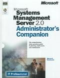 Microsoft Systems Management Server 2.0 Administrator's Companion - Steven D. Kaczmarek - Ha...