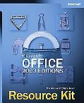 Microsoft Office 2003 Resource Kit