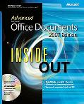 Advanced Microsoft Office Documents 2007 Edition Inside Out