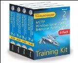 MCITP Windows Server 2008 Enterprise Administrator: Training Kit 4-Pack: Exams 70-640, 70-64...