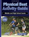 Physical Best Activity Guide Middle And High School Levels