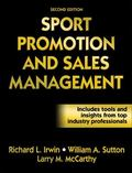 Sport Promotion and Sales Management
