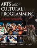 Arts and Cultural Programming