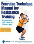 Exercise Technique Manual for Resistance Training-2nd Edition (Book & DVD)