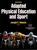 Adapted Physical Education and Sport - 5th Edition
